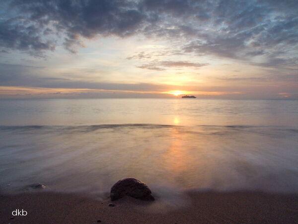 Sunrise Ness Beach, Shaldon
