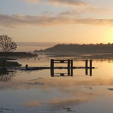 Sunrise Passage House, Teign Estuary