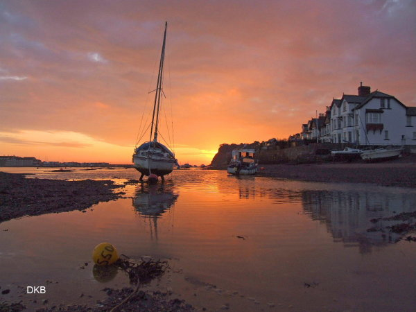 Sunrise Dolphin Court, Shaldon