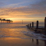 Sunrise Teignmouth Grand Pier