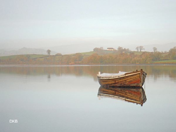 Early morning Combeinteignhead, Teign Estuary