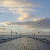 Early morning Princess Pier, Torquay