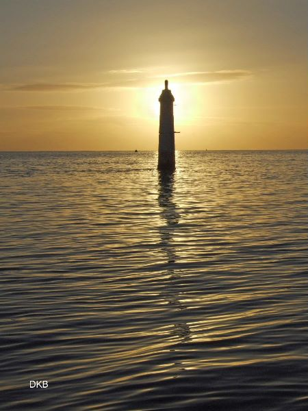 Sunrise Lucette Beacon, Shaldon