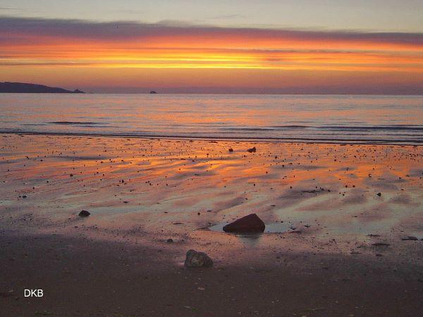 Sunrise Broadsands, Paignton