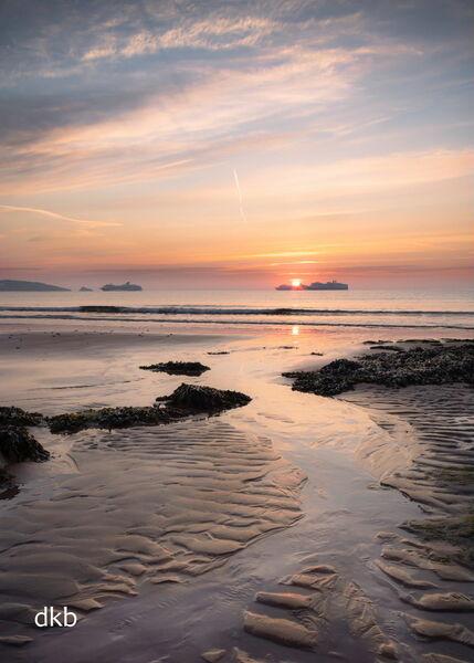 Sunrise Goodrington South Sands, Paignton