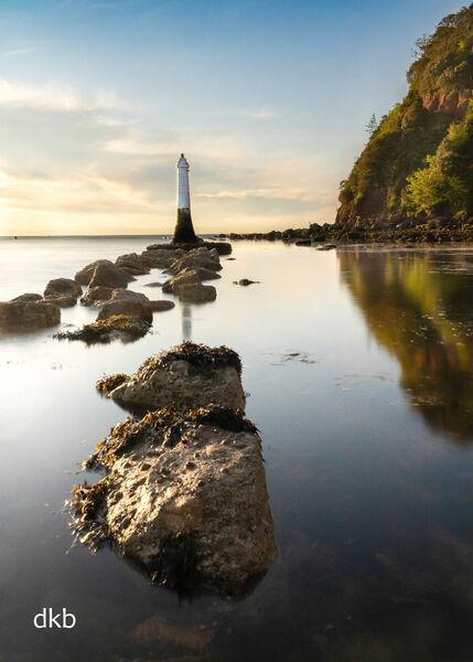 Golden light - Lucette Beacon & The Ness, Shaldon