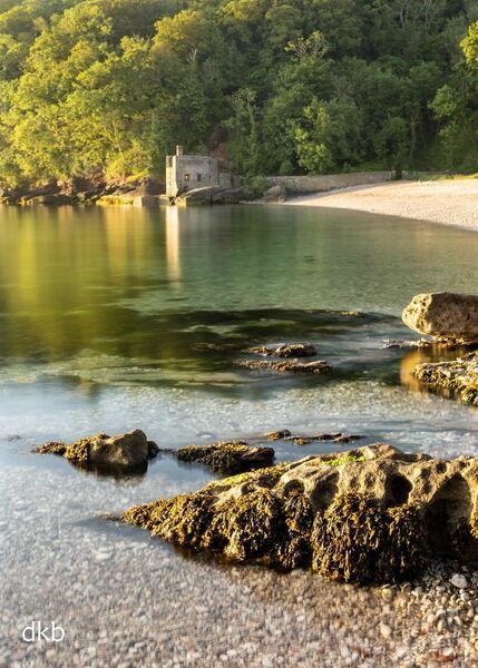 Still morning Elberry Cove, Paignton