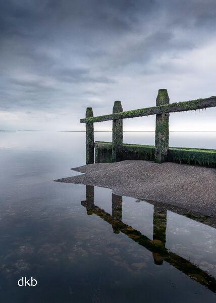 A pause in time - Dawlish Warren, South Devon