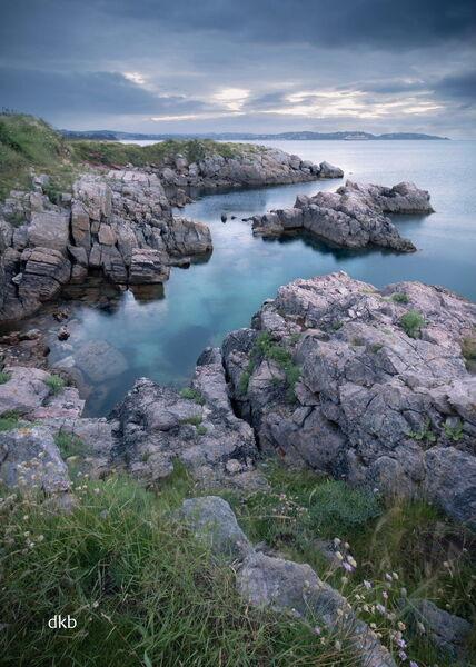 Blue Water - Broadsands, Paignton, South Devon