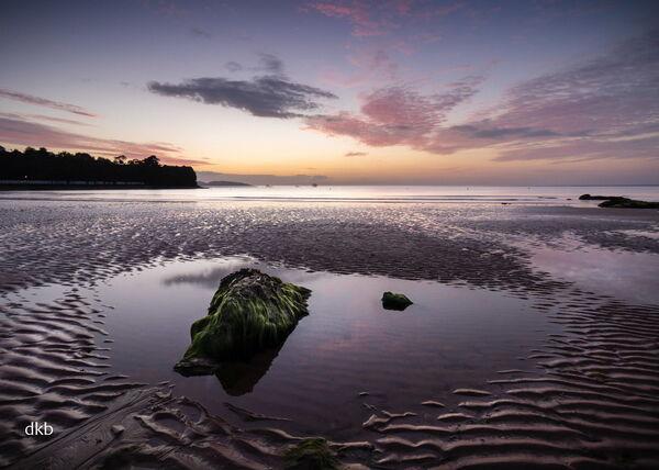 Pinking Up - Goodrington Sands, Paignton, South Devon