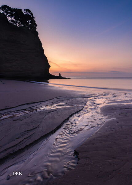 First Light - Holcombe Head, Teignmouth