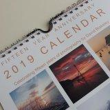 Calendar fron page