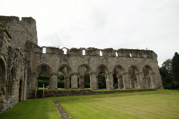 Buildwas Abbey 14