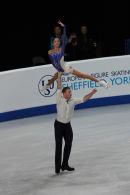 Vera BAZAROVA & Yuri LARIONOV 2nd RUS