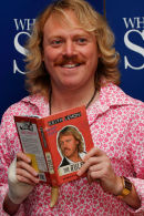 This is my new book says Keith Lemon