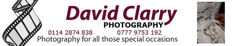 Photographer, David Clarry, Sheffield, Rotherham