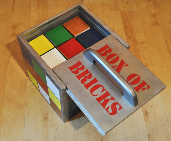 Box of Bricks open