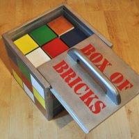 Box of Bricks open