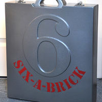 Six-a-brick box