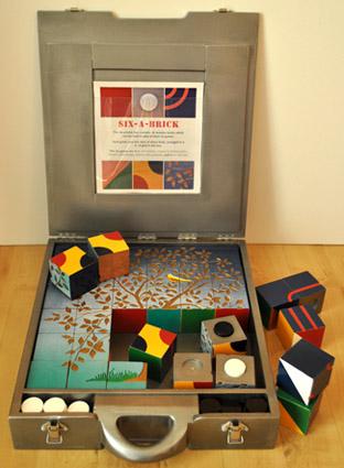 Six-a-brick games