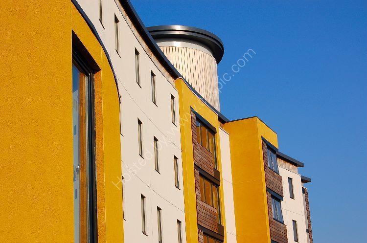 Student Residence, UEA, Norwich