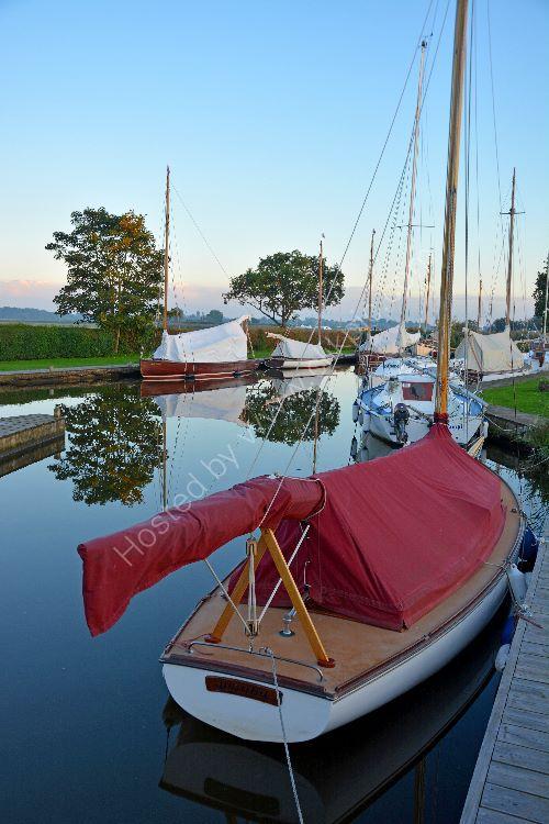 Hunter Fleet Boatyard, Womack