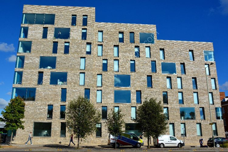 Norwich University of the Arts Student Residence 02
