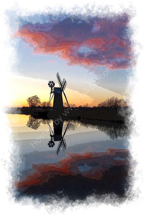 Turf Fen Mill