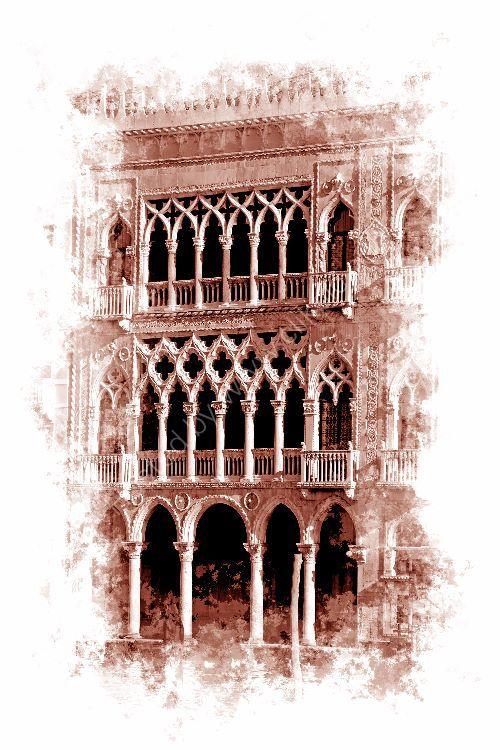 Ca'd'Oro, Venice