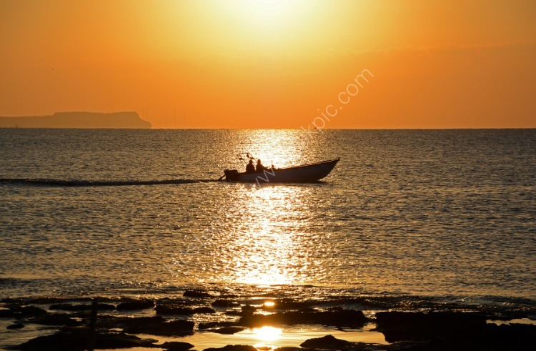 Sunrise at Potamos