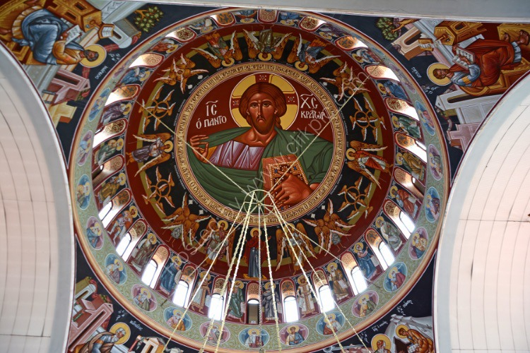 Paralimni Dome of Church of St George