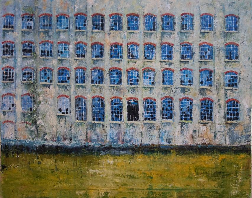 Rank Hovis Warehouse Royal Victoria Dock