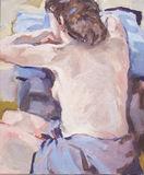 1995 ' Life Study 4' oil on canvas