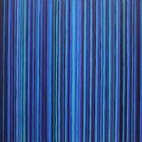 Blue Lines 2 60x60cm Acrylic on canvas 2005