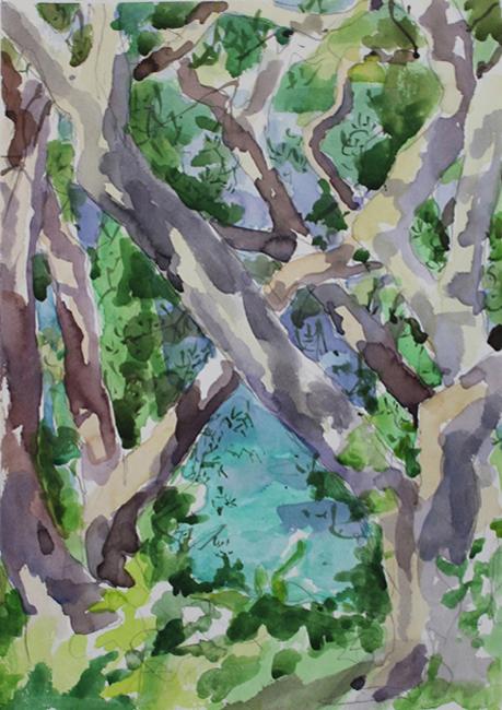 Marmari Paxos 2015 (25) 24x35cm watercolour