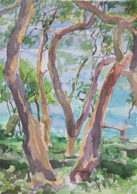 Marmari Paxos 2012 (5) 24x35cm watercolour