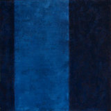 '8 Series, 9. Blue Plate 1.4.3.' 60x60cm Acrylic on canvas 2005
