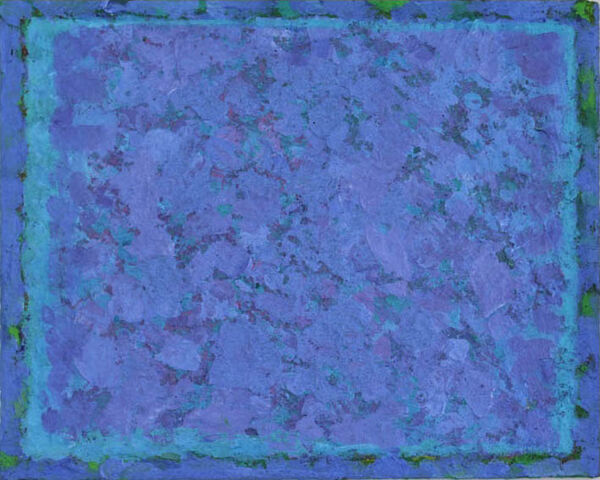 Carpet 2. 30x24cm acrylic on board 2018