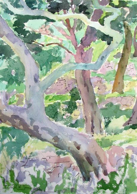 Marmari  Paxos 2012 (16) 24x35cm_watercolour