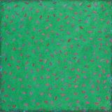 'Circulation on Green' - 90x90cm acrylic on canvas 2007