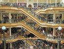 Shopping mall...
