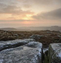 Flat Rocks on Nought Moor
