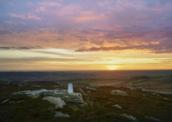 Sunrise on High Crag