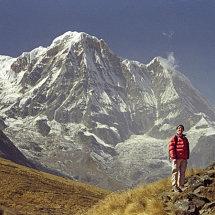 Annapurna South, 7219 metres, Nepal