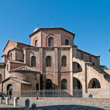 5th Century Church in Ravenna