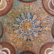Fifth Century Mosaics, Ravenna, Italy