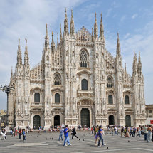 Il Duomo or Cathedral, Milan