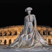 Matador Statue, Nimes, France