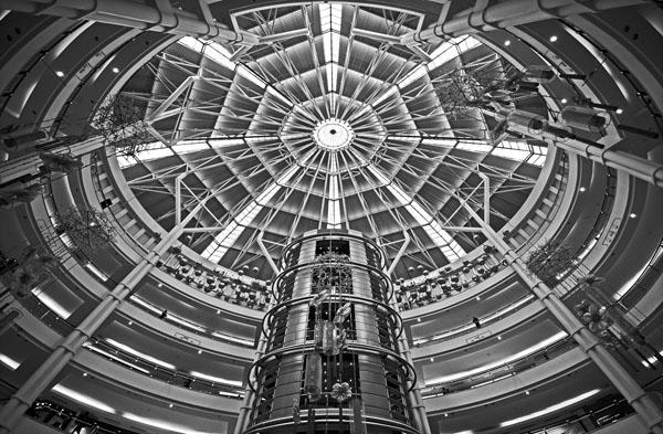 Petronus Towers interior