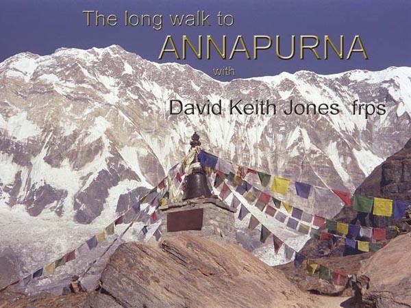 The long walk to Annapurna